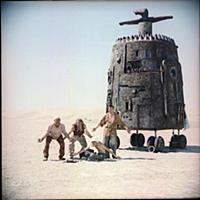 Кадр из фильма «Кин-дза-дза!»