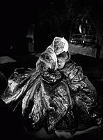 Серафима Бирман в образе Ефросиньи Старицкой