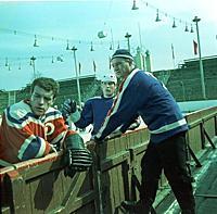 Кадры из фильма «Хоккеисты»