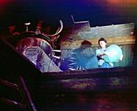 Кадр из фильма «Самогонщики» (1961). На фото: Геор