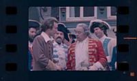 Кадр из фильма «Тот самый Мюнхгаузен», (1980). На