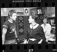 Кадр из фильма «Дорогая Елена Сергеевна», 1986. На