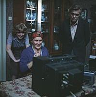 Кадр из фильма «Вокзал для двоих», 1982.