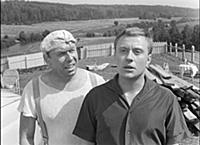 Кадр из фильма «Берегись автомобиля», 1966. На фот