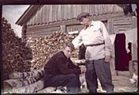 Кадр из фильма: «Люди на мосту», 1959. На фото: Ол