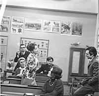 Кадр из фильма «За все в ответе», (1972). На фото: