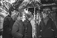 Кадр из фильма «Девчата», (1961). На фото: Роман Ф