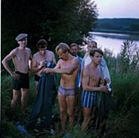 Кадр из фильма «Парад планет», (1984). На фото: Ал