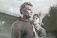 Кадр из фильма «Чистое небо», (1961). На фото: Евг