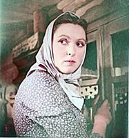 Кадр из фильма «Коммунист», (1957). На фото: На фо