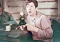 Кадр из фильма «Коммунист», (1957). На фото: Вален