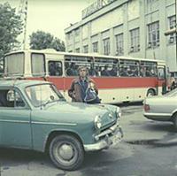 Кадр из фильма «Поездки на старом автомобиле».