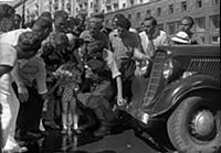 Кадр из фильма «Подкидыш».