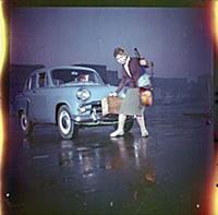 Кадр из фильма «Девушка без адреса».