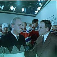 Кадр из фильма «Хоккеисты», (1965).