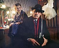 Кадр из фильма «Асса», (1987). На фото: Станислав