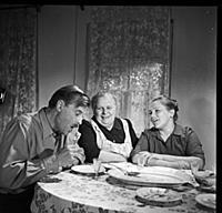 Кадр из фильма «Непридуманная история», (1964). На