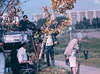 Кадр из фильма «Внимание, черепаха!», (1969). На ф
