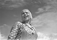 Кадр из фильма «Половодье», (1962). На фото: Вален