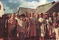 Кадр из фильма «Стряпуха», (1965). На фото: Валент