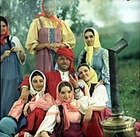 Кадры из классических советских кинофильмов