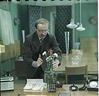 Кадр из фильма «Служебный роман», (1977).