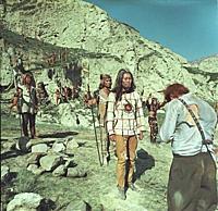 Кадр из фильма «Земля Санникова», (1973).