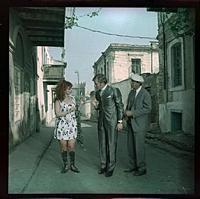 Кадр из фильма «Бриллиантовая рука», (1968).