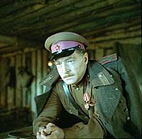 Кадр из фильма «Фронт без флангов», (1974).