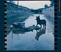 Кадр из фильма «Сталкер», (1979). На фото: Алексан