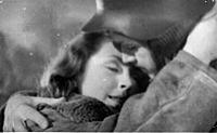Кадр из фильма «Машенька», (1942). На фото: Валент