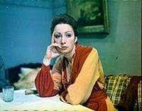 Кадр из фильма «Вечерний лабиринт», (1980). На фот