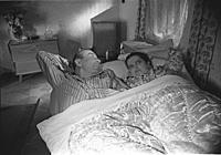 Кадр из фильма «Бабы», (1940). На фото: Эмма Цесар