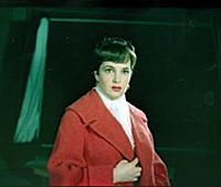 Кадр из фильма «Русский сувенир», (1960). На фото: