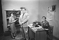 Кадры из фильма «Черт с портфелем», (1966)