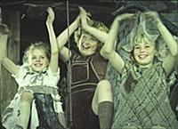 Кадры из детских фильмов, снятых в СССР