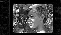 Кадр из фильма «Иваново детство», (1962).