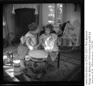 Кадр из фильма «Несколько дней из жизни И.И. Обломова», (1979).