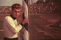 Кадр из фильма «Спортивная честь», (1951).