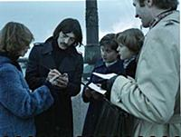 Кадр из фильма «Путь к медалям», (1980). На фото: