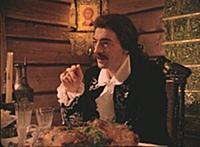 Кадр из фильма «Гардемарины, вперед!», (1987). На