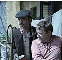 Кадр из фильма «Герой ее романа», (1984). На фото: