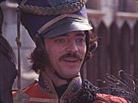 Кадр из фильма «Сватовство гусара», (1979). На фот