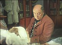 Кадр из фильма: «Формула любви» (1984). На фото: Л