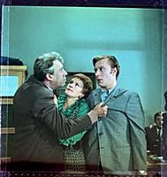 Кадр из фильма «Старики-разбойники», (1971). На фо