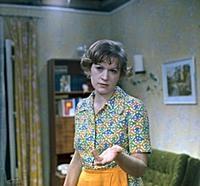 Кадр из фильма «Портрет с дождем», (1977). На фото