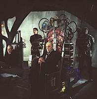 Кадр из фильма «Конец вечности», (1987).