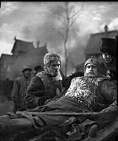 Кадр из фильма «Минин и Пожарский», (1939). На фот