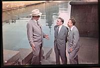 Кадр из фильма «Верные друзья», (1954). На фото: Б