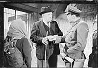 Кадр из фильма «Вызываем огонь на себя», (1964). Н
